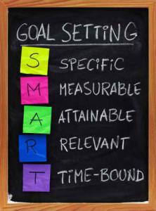A New Twist on  Goal Setting