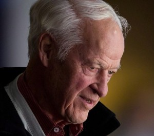 Thank you Gordie Howe